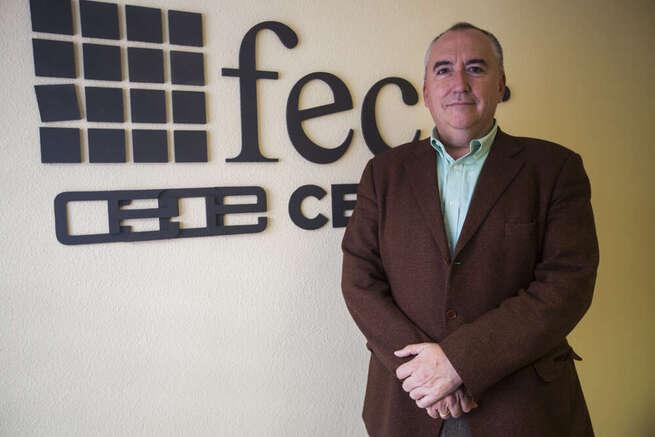 El presidente de FECIR, Carlos Marín, subraya que las cifras del paro denotan que la situación económica se va deteriorando