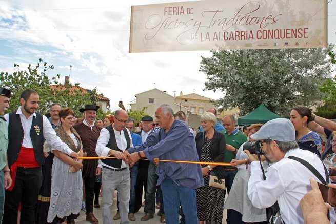 La 'Feria de Oficios y Tradiciones de La Alcarria Conquense'será anual e itinerante rotando por los pueblos de la comarca