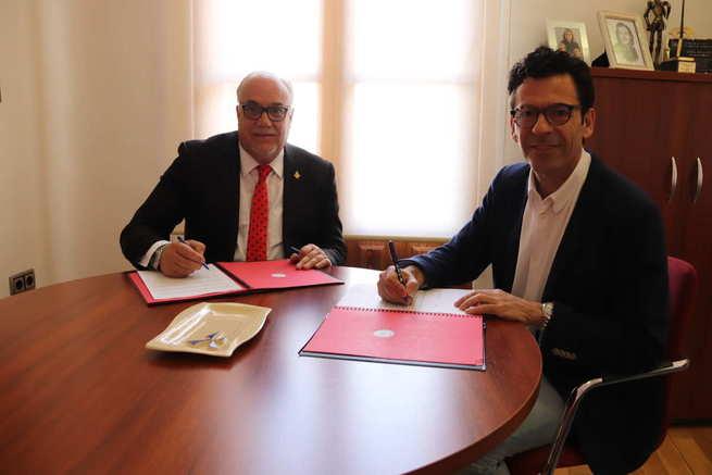 """Nieva: """"Tenemos que ver cumplido que el IES Sotomayor tenga una reforma integral para los próximos 50 años"""""""
