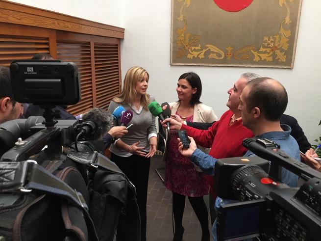 Imagen: Elena de la Cruz anuncia que Puertollano acogerá un programa piloto de gestión de viviendas públicas