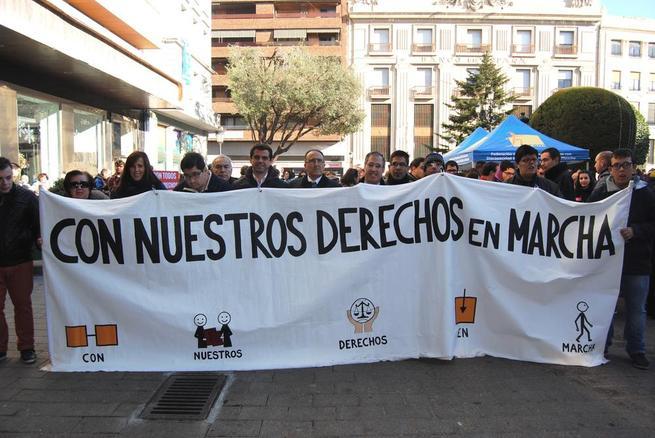 Imagen: Javier Cuenca estará al lado de las personas con discapacidad los 365 días del año para garantizar la igualdad real de oportunidades en Albacete