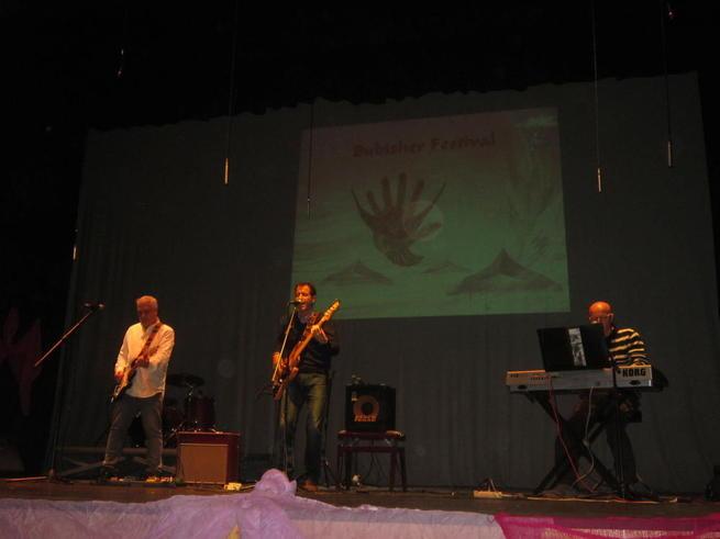 Imagen: Gran éxito del Bubisher Festival de Villacañas en apoyo del pueblo saharaui
