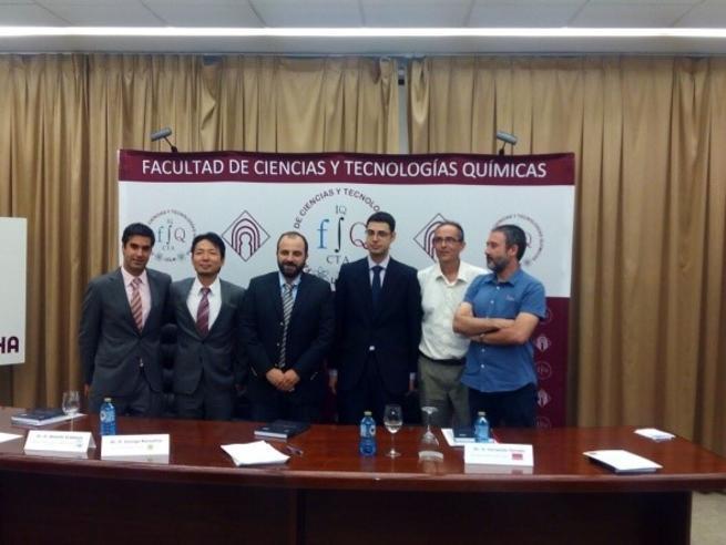 imagen de La Sociedad Española de Catálisis premia con la mejor tesis doctoral al estudiante de la UCLM Jesús González Cobos