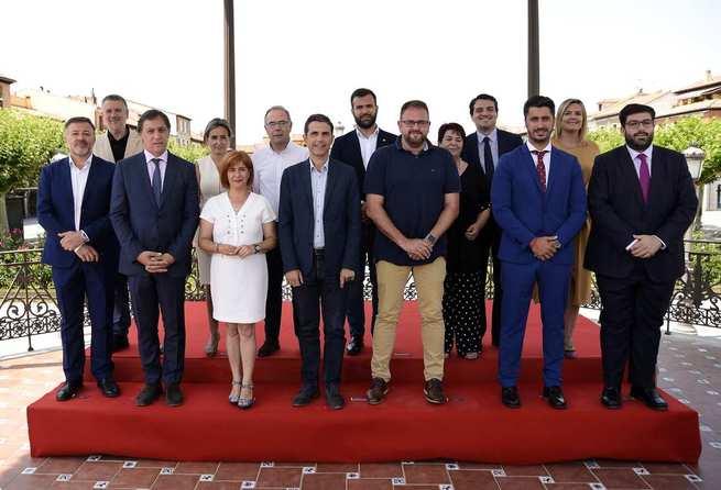 Milagros Tolón asiste a la constitución de la Asamblea General del Grupo Ciudades Patrimonio que avanza sus primeros retos
