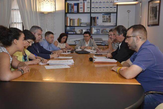 Imagen: Constituida la Comisión de Seguimiento del Acuerdo por el Desarrollo Económico y el Empleo de Toledo