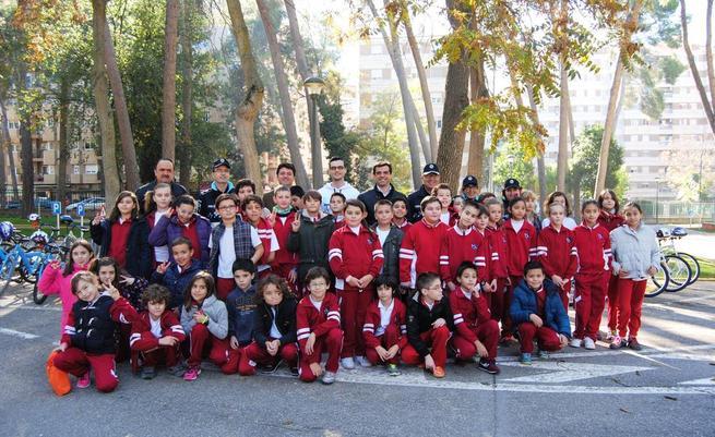 Imagen: Javier Cuenca apuesta por fomentar la educación vial entre los escolares albaceteños para formar a futuros conductores responsables