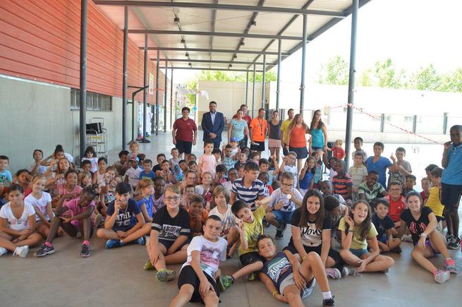 Medio millar de familias han podido conciliar en verano gracias a los campamentos municipales