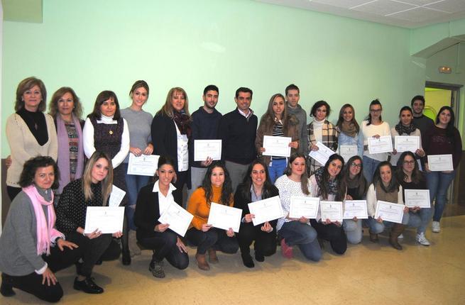 Imagen: Javier Cuenca apuesta por la formación para mejorar la empleabilidad y favorecer la inserción laboral de los jóvenes albaceteños