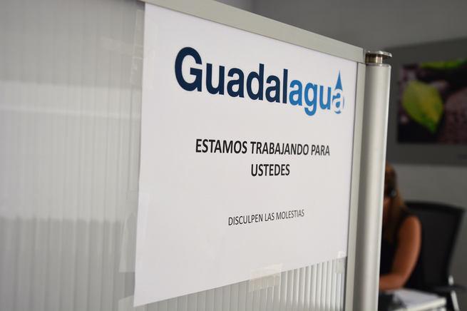 Guadalagua realiza mejoras y remodela la organización de la oficina presencial de atención al público