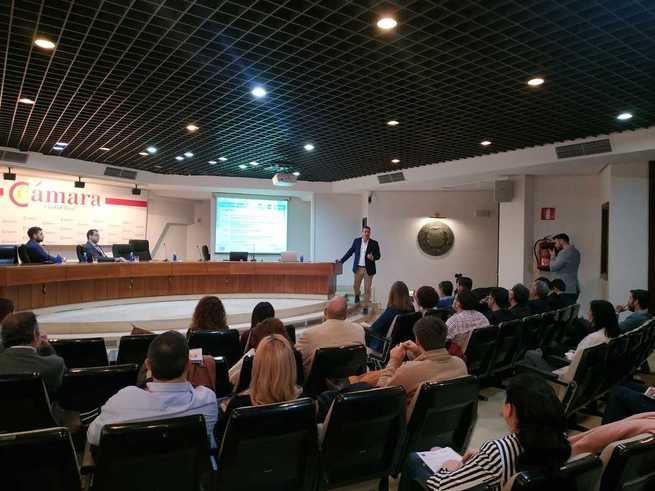 La Cámara muestra las ventajas de implantar una metodología Lean en las empresas