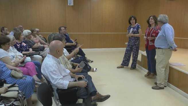 Susana Pinilla clausura en Manzanares las jornadas 'Leer la pintura'