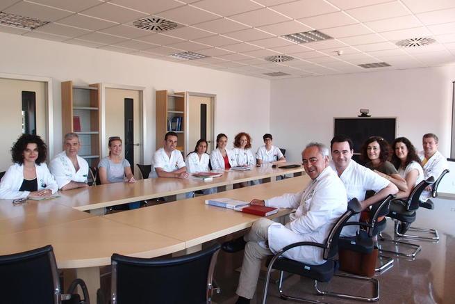 Imagen: La Gerencia de Tomelloso pone en marcha una Comisión de Cuidados Enfermeros Integral entre Hospital y Atención Primaria