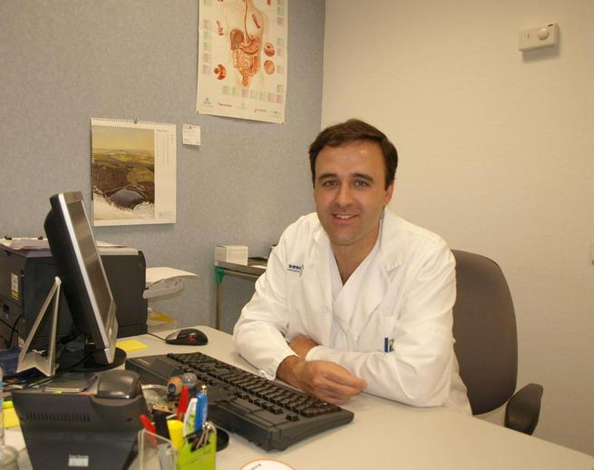 Imagen: Premio nacional de la Sociedad Española de Patología Digestiva para un reconocido especialista del Hospital de Tomelloso