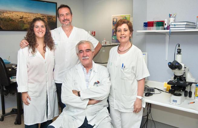 Imagen: Un estudio sobre reproducción asistida en el Hospital Nacional de Parapléjicos recibe un premio nacional