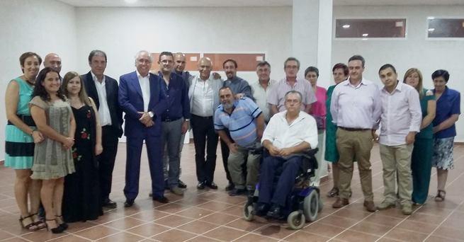 La Junta reconoce la buena situación financiera del Ayuntamiento de Santa Cruz de los Cáñamos y agradece el esfuerzo en los planes de empleo
