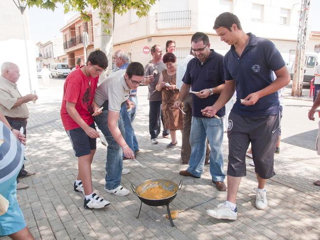 El Barrio de Santa María de Bolaños celebra sus Fiestas este fin de semana