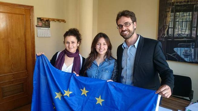 Imagen: Bolaños consigue otro intercambio joven a nivel europeo e imparte las III jornadas de empleo joven asesorando sobre el plan de garantía juvenil