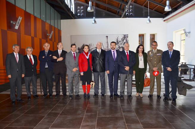 Imagen: La UCLM renombra instalaciones como homenaje a los profesores Navarro Valdivieso y Sánchez Bañuelos