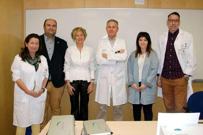 El Hospital de Talavera y la Universidad de Castilla-La Mancha estudian el uso de la realidad virtual en la rehabilitación de pacientes con ictus