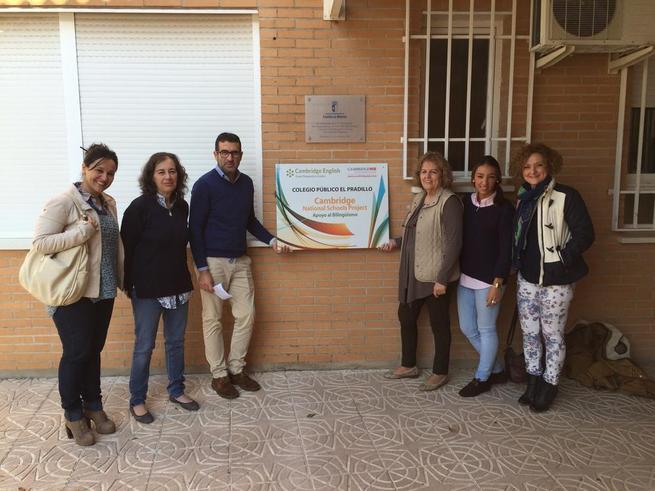 Imagen: Ciudad Real se vuelca con el National Schools Proyect
