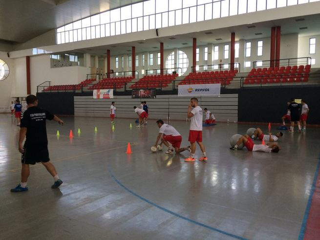 El FSD Puertollano-Deportes Zeus continua quemando etapas