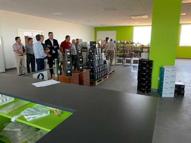 El Ayuntamiento de Herencia intensificará la colaboración con el sector agroalimentario local