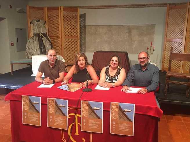 En octubre arrancan las XVI Jornadas Monográficas sobre Torralba de Calatrava y su entorno
