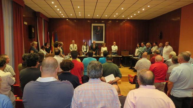 El Concejal del PP de Manzanares Alfonso-Jesús Mazarro presenta su renuncia ante el Pleno del Ayuntamiento