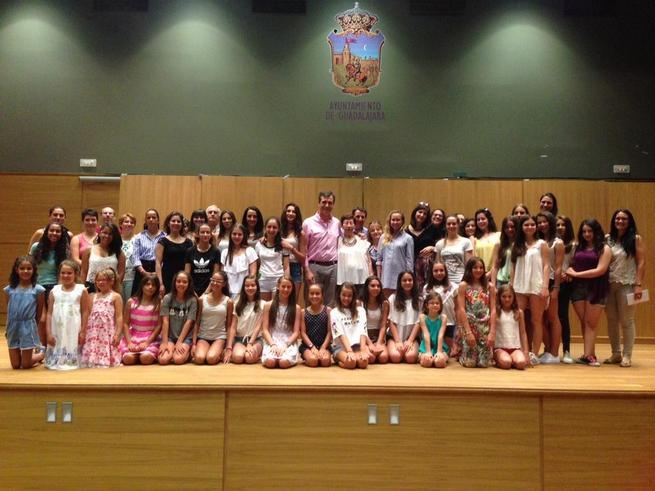 Imagen: El Ayuntamiento de Guadalajara agradece a los clubes de gimnasia su colaboración en las últimas citas deportivas