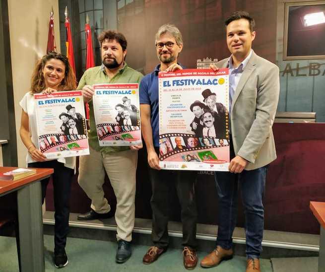 Miguel Zamora compromete al apoyo de la Diputación de Albacete al 'Festivalaco del Humor' por tratarse de una herramienta de dinamización turística y económica única en la provincia