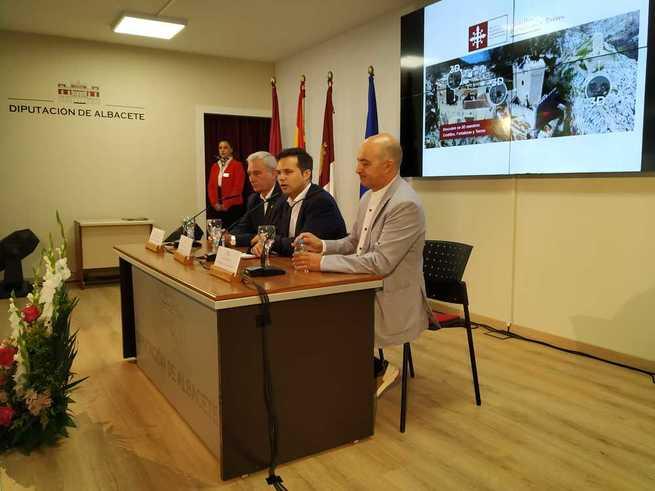 Los 'Castillos, Fortelezas y Torres de Albacete' podrán verse en 3D gracias a un trabajo de documentación del Instituto de Estudios Albacetenses