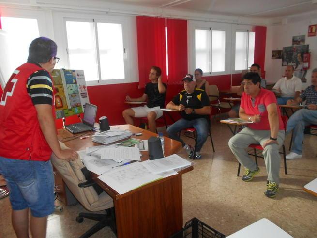 Imagen: El Medio Ambiente protagonista en la formación realizada por Cruz Roja en la provincia este fin de semana.