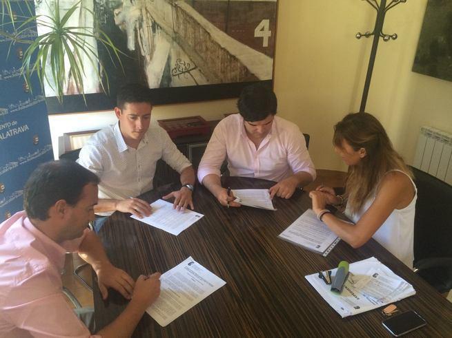 El ayuntamiento de Bolaños destina otros más de 110.000 euros para arreglar 10.000 metros de asfaltados en la localidad
