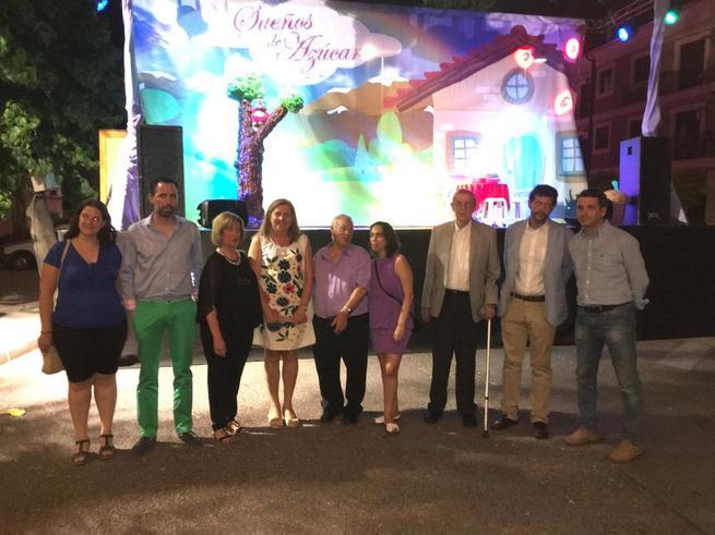 Imagen: Las 39º Fiestas Deportivas, Culturales y de Convivencia de Azucaica arrancan con el pregón del ex edil Fernando Sanz