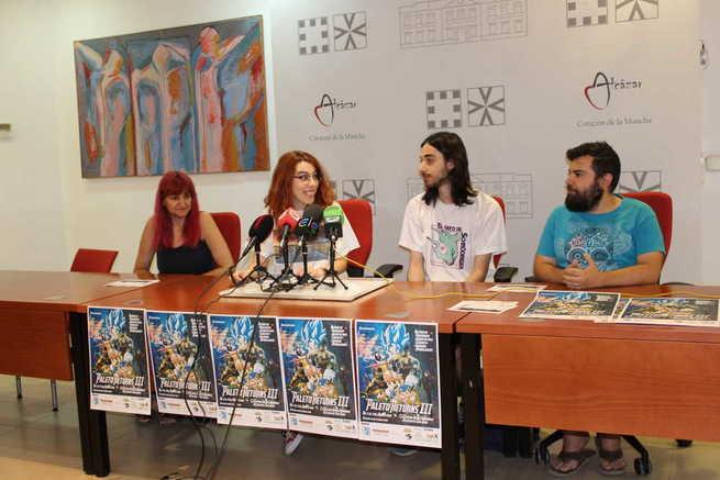 El Centro Joven La Covadonga será la sede de las Paleto Returns III