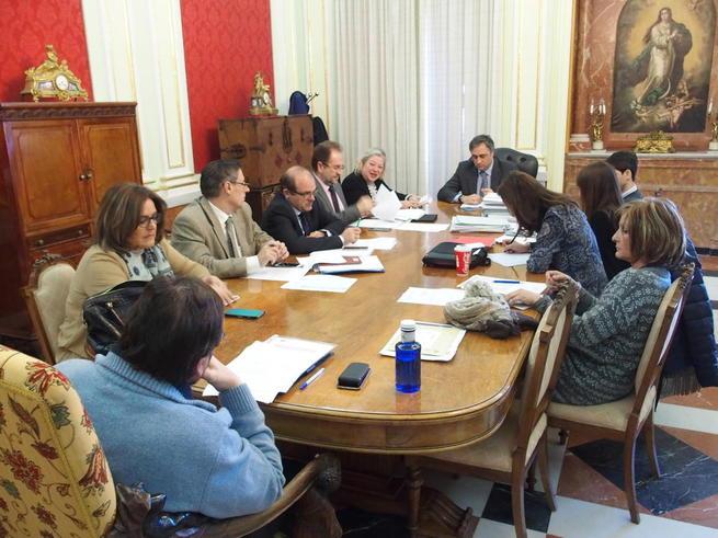 Imagen: El Equipo de Gobierno de Cuenca acuerda presentar la solicitud al Plan de Empleo de la Junta