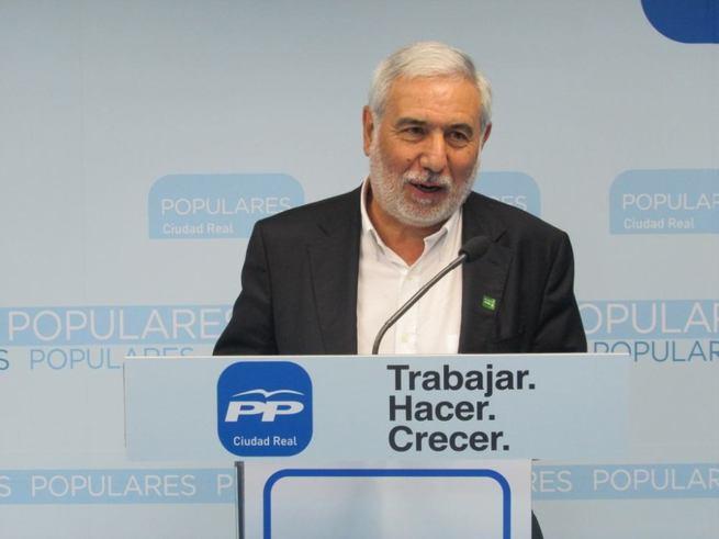 """Imagen: Jiménez Prieto: """"Page vuelve a maltratar a Puertollano y a poner en grave peligro la salud de los vecinos"""""""