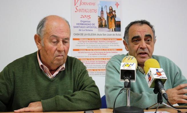 Imagen: Tres charlas y un viaje completan las V Jornadas Santiaguistas