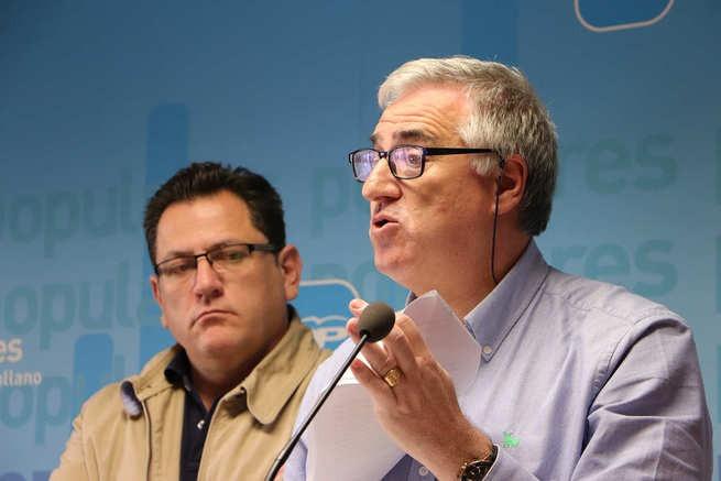 José Lozano despeja toda sombra de duda que han vertido los grupos de la oposición sobre la gestión del Ayuntamiento