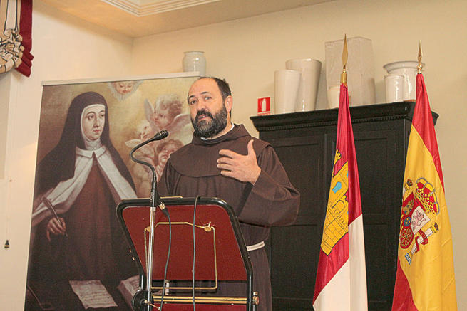 Imagen: Pastrana concede el IV Premio 'Princesa de Eboli' a la Provincia Franciscana de La Inmaculada Concepción