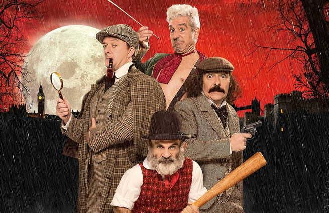 La comedia 'La muerte de Sherlock Holmes', el próximo 3 de septiembre dentro de las Fiestas del Vino de Valdepeñas