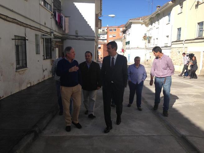 Imagen: Concluyen los trabajos de aconcionamiento de una zona degradada de la Colonia Sanz Vázquez