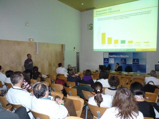 Imagen: El hospital de Ciudad Real introduce a sus facultativos en el diagnóstico precoz de las enfermedades de depósito lisosomal