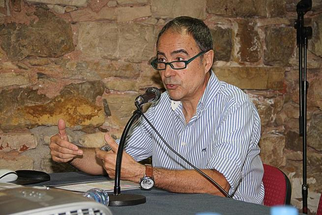 Imagen: La historia de Fernando el Católico y Juana I de Castilla llena de público el XI Ciclo de Conferencias de Archivo de Sigüenza