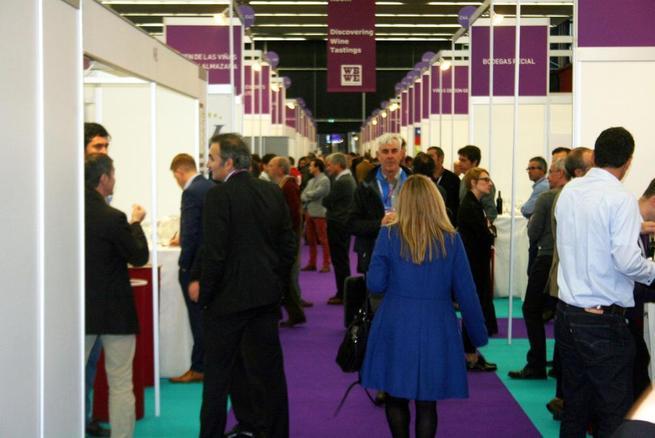 Imagen: Las bodegas castellano-manchegas destacan el número y la calidad de los contactos realizados en la  World Bulk Wine Exhibition