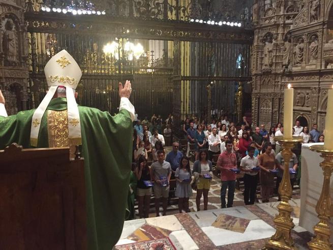 Imagen: 255 Jóvenes de la Archidiócesis de Toledo participarán en la Jornada Mundial de la Juventud de Cracovia