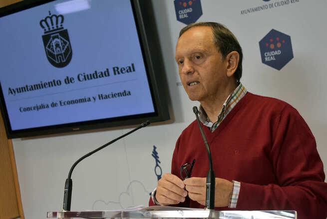 El Ayuntamiento de Ciudad Real estudiará  el decreto sobre aplicación del remanente