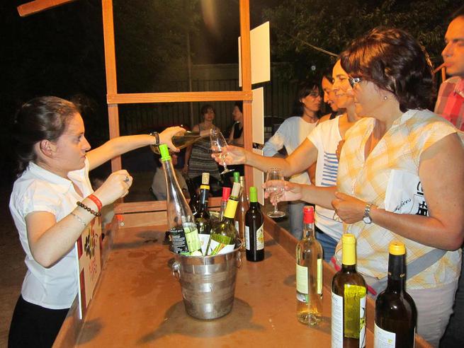 Imagen: Pintura, música, vino y museos en la Noche en Tinto 2016