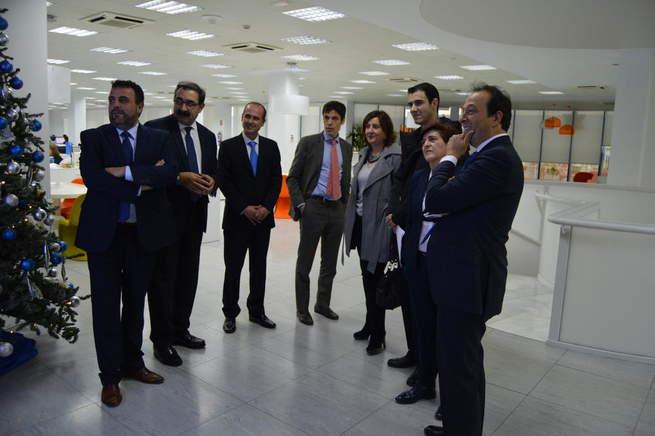 Imagen: El Gobierno de Castilla-La Mancha subraya su respaldo a las empresas de la región que apuestan por la innovación