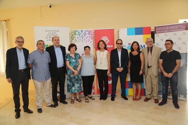 Imagen: Constituida la Mesa del Tercer Sector Social de Castilla-La Mancha que viene a consolidar el diálogo de las entidades con el Gobierno regional